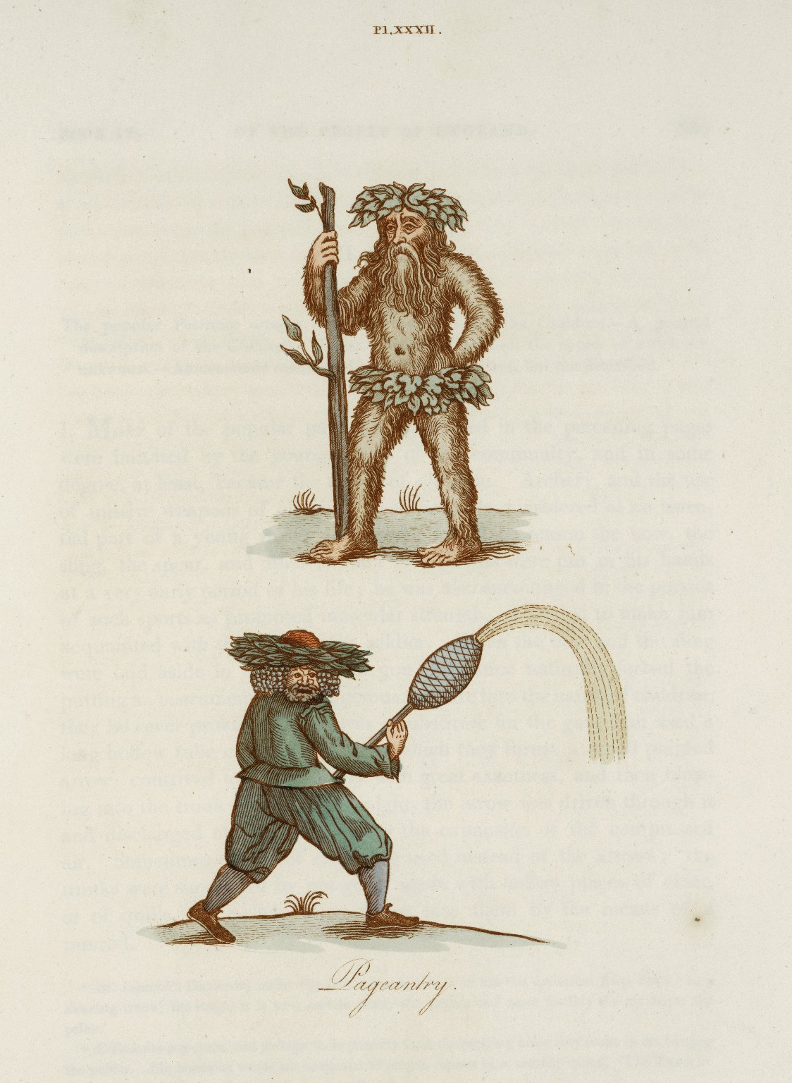 Glig-gamena angel-deod : or the sports and pastimes of the people of England...
