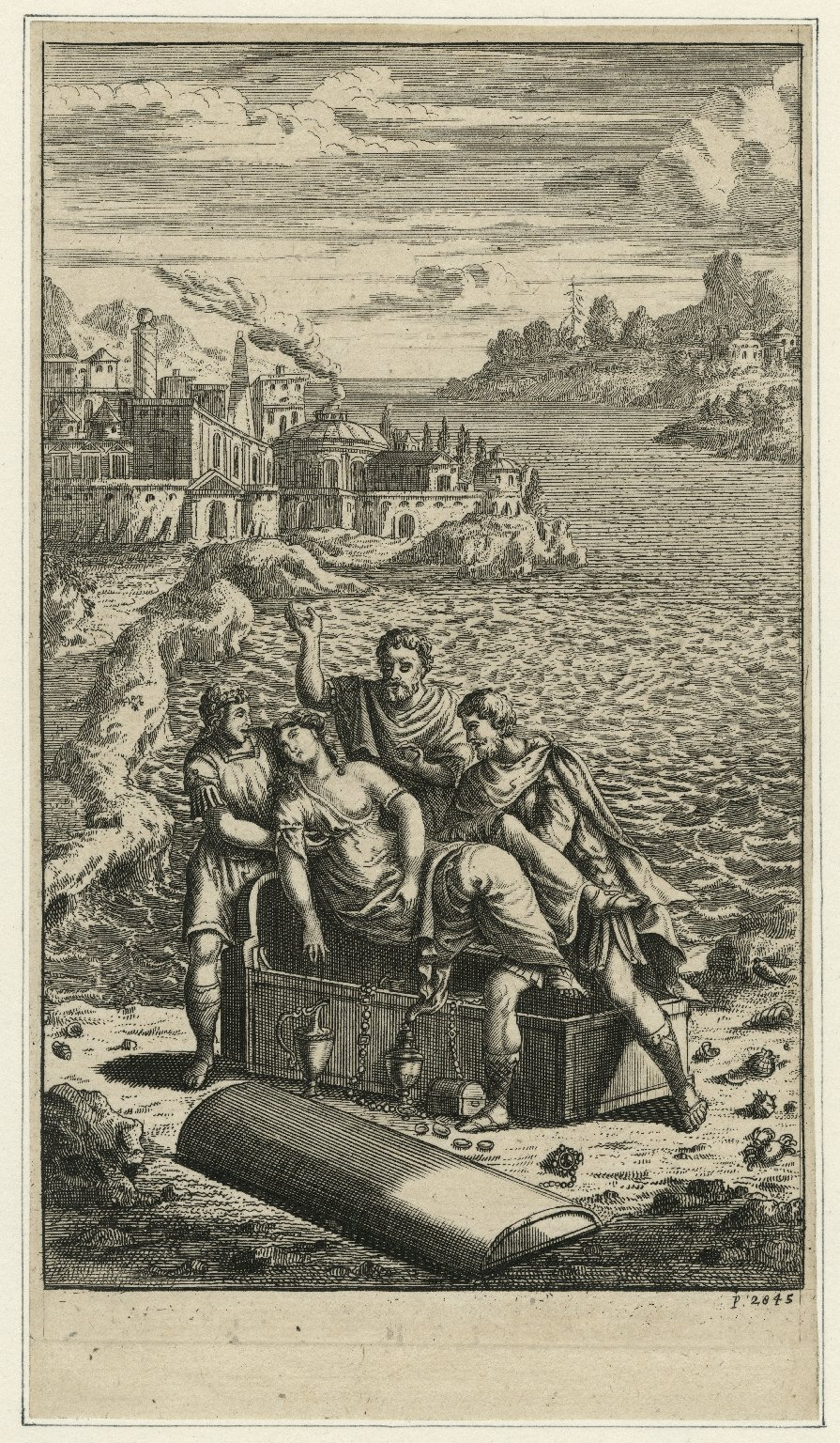 [Pericles, act III, scene 2] [graphic].