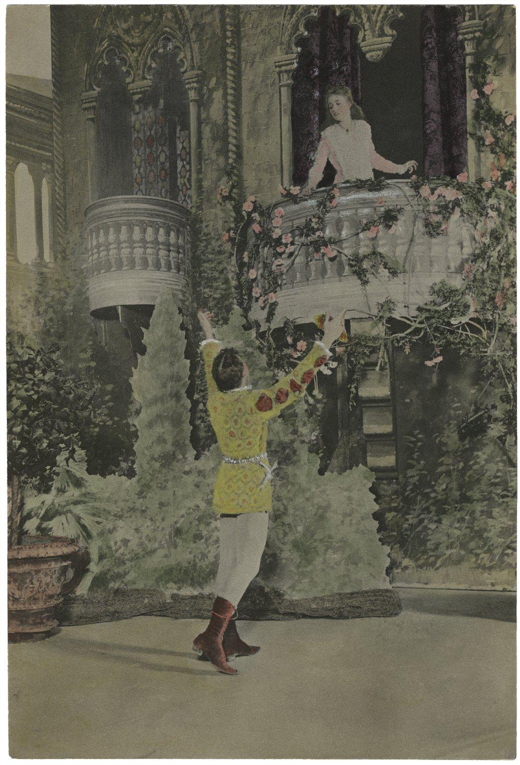 Maude Adams as Juliet in Romeo and Juliet [graphic].