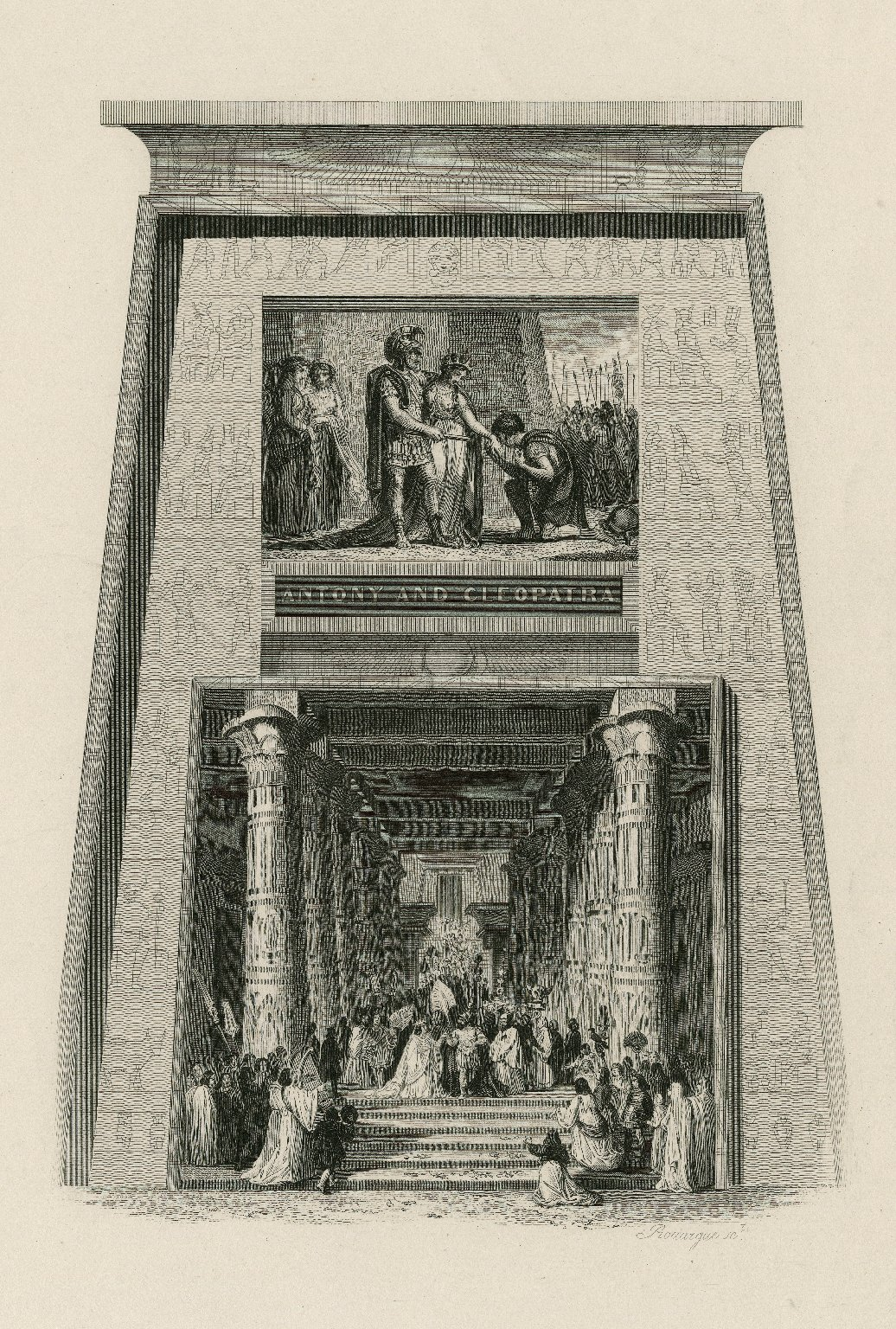 Antony and Cleopatra [graphic] / Rouargue, sct.