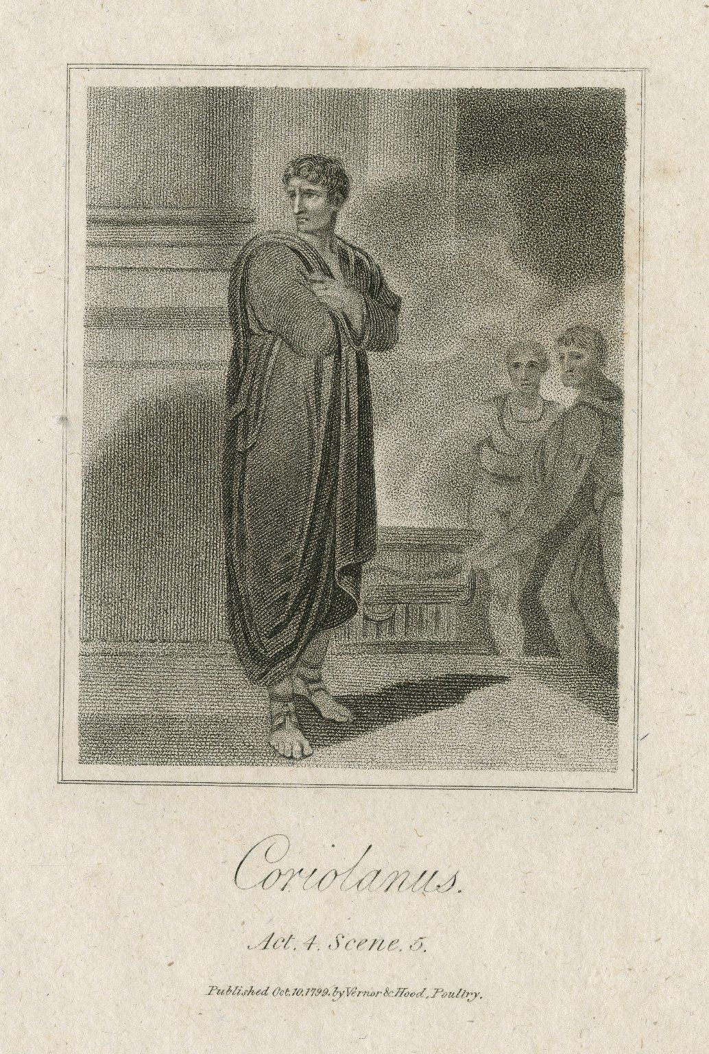 Coriolanus, act 4, scene 5 [graphic].