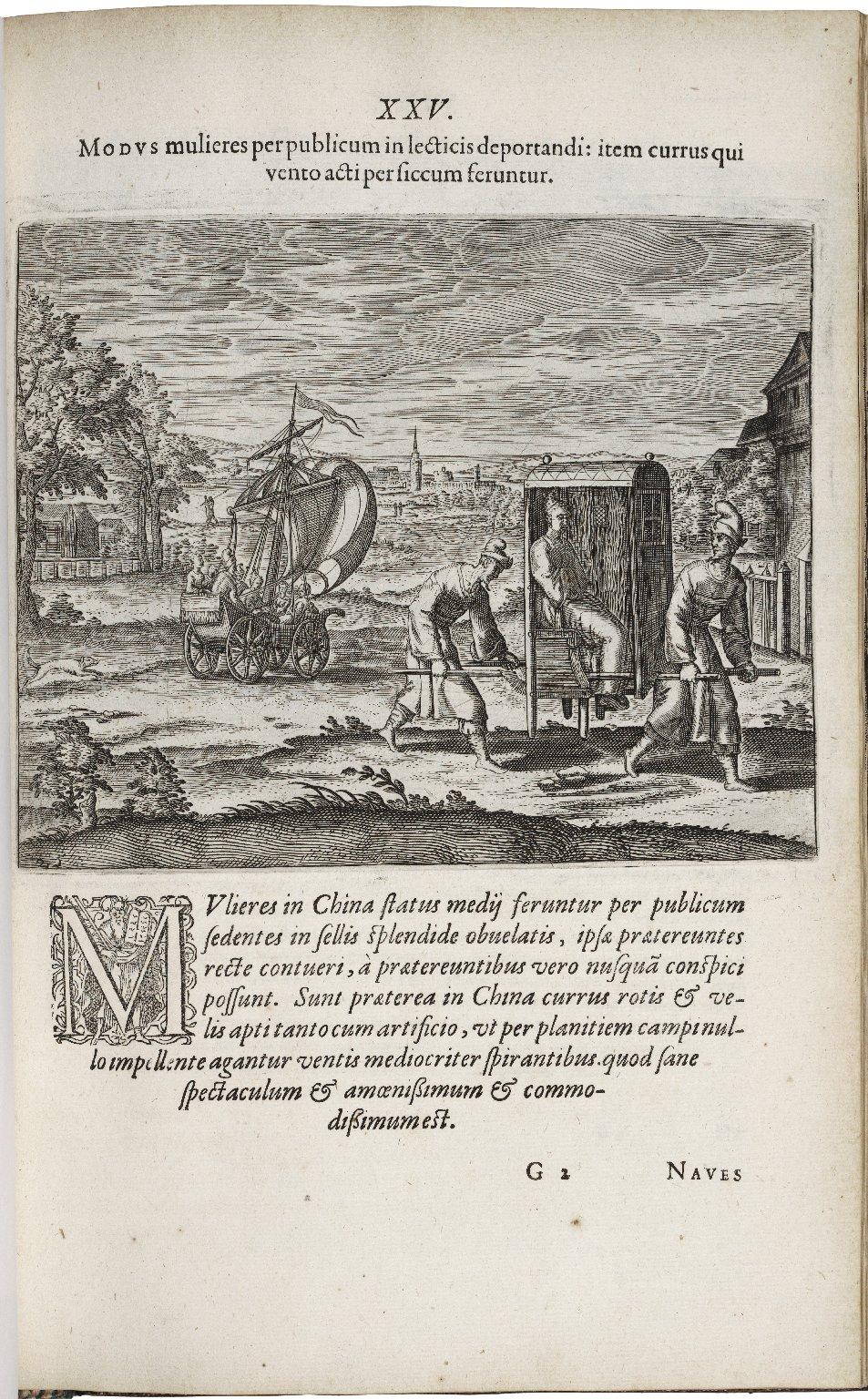 [Itinerario, voyage ofte schipvaert van Jan Huygen van Linschoten naer Oost ofte Portugaels Indien. Latin. Selections]