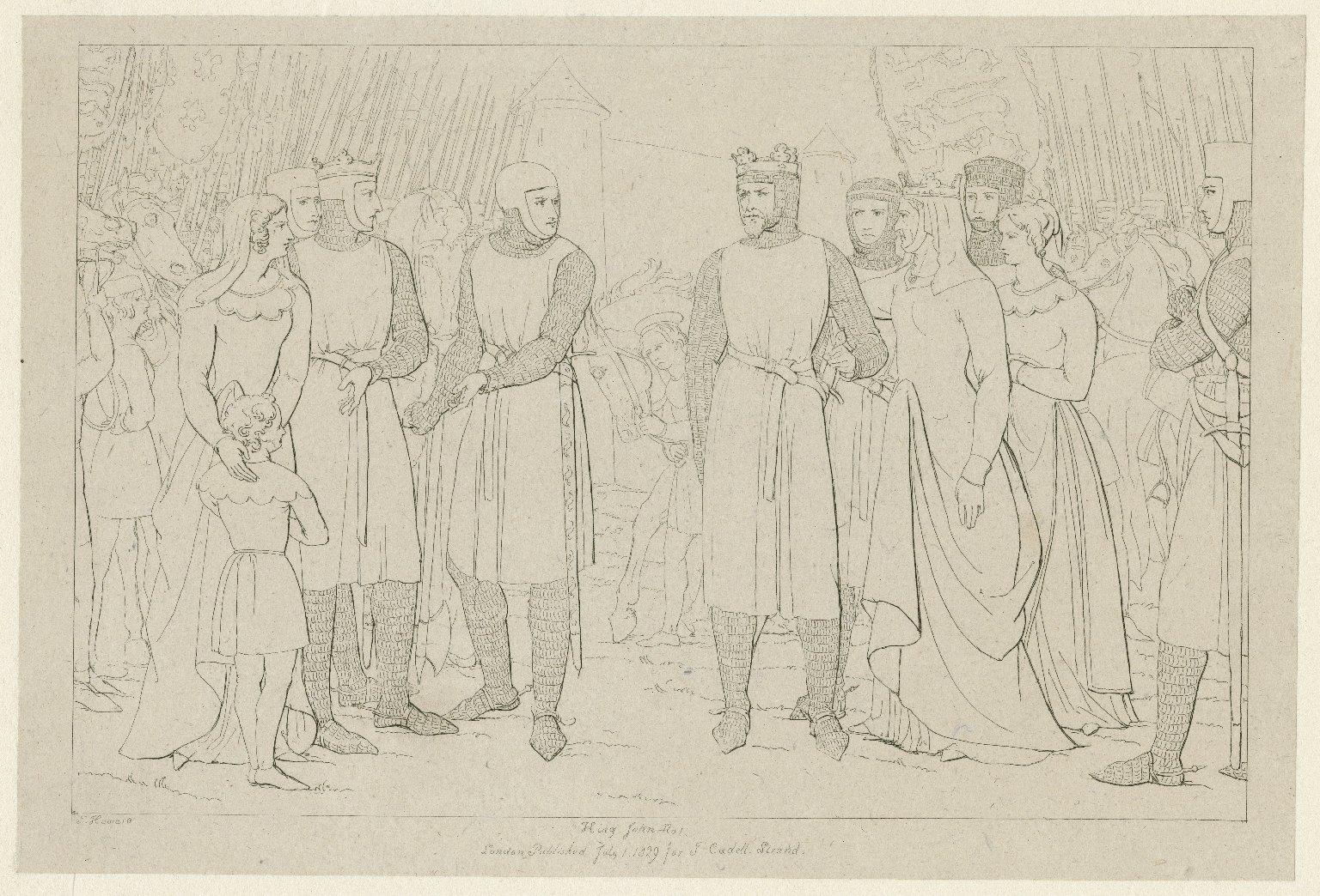 King John [graphic] / F. Howard.