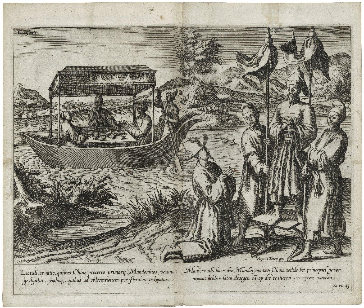 Itinerario. English Iohn Huighen van Linschoten. his discours...