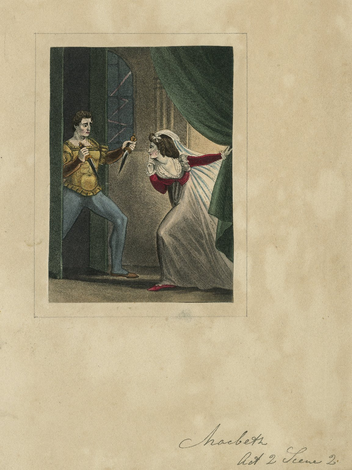 Macbeth, act 2, scene 2 [graphic].