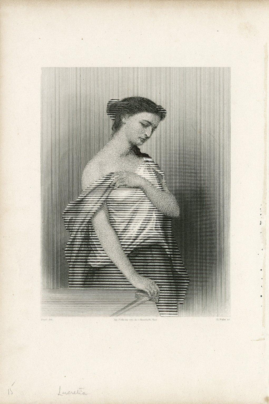 Lucretia [graphic] / Staal del. ; B. Eyles sc.