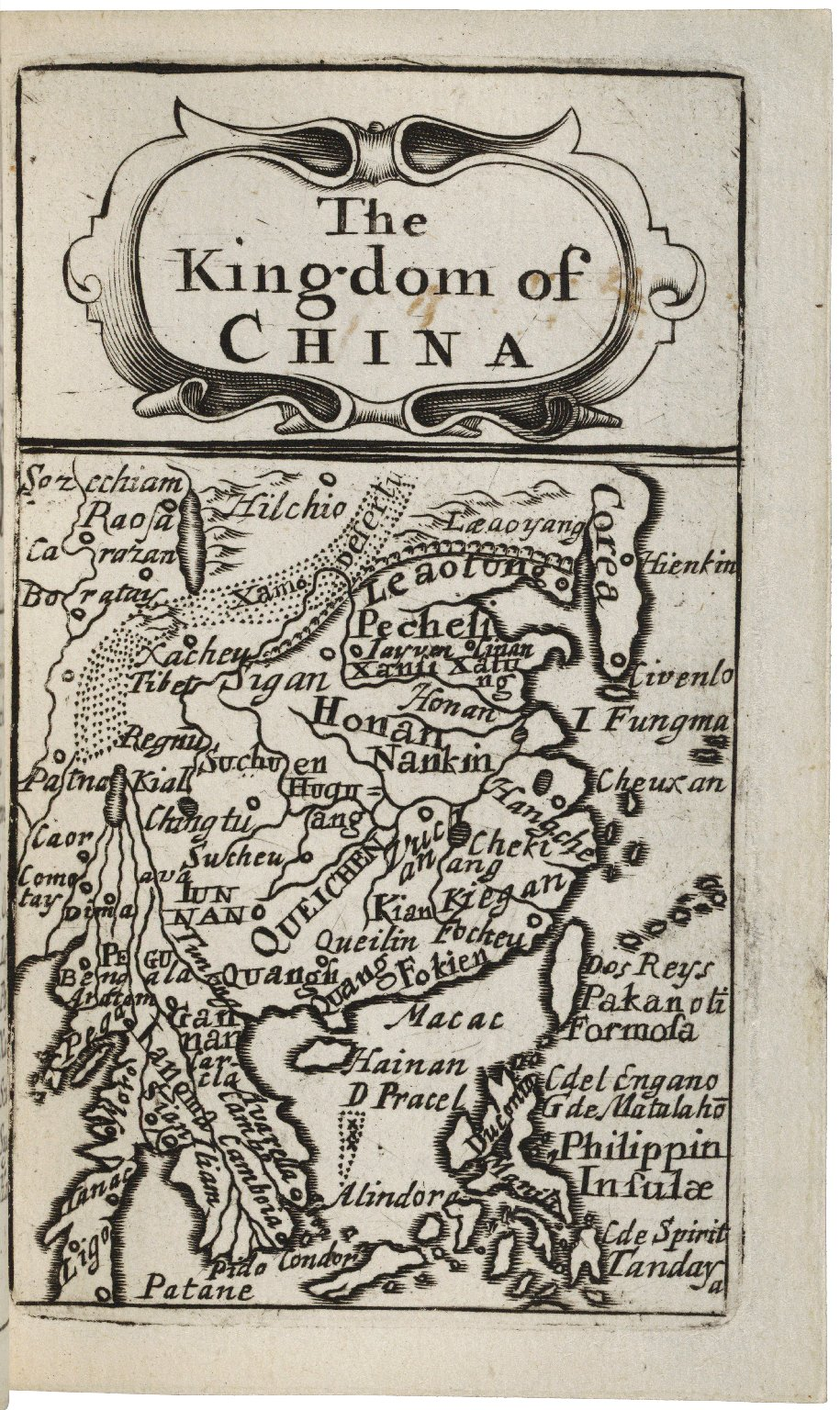 Atlas minimus or A book of geography shewing all the empires, monarchies kingdomes, regions dominions principalities and countries, in the whole world ...