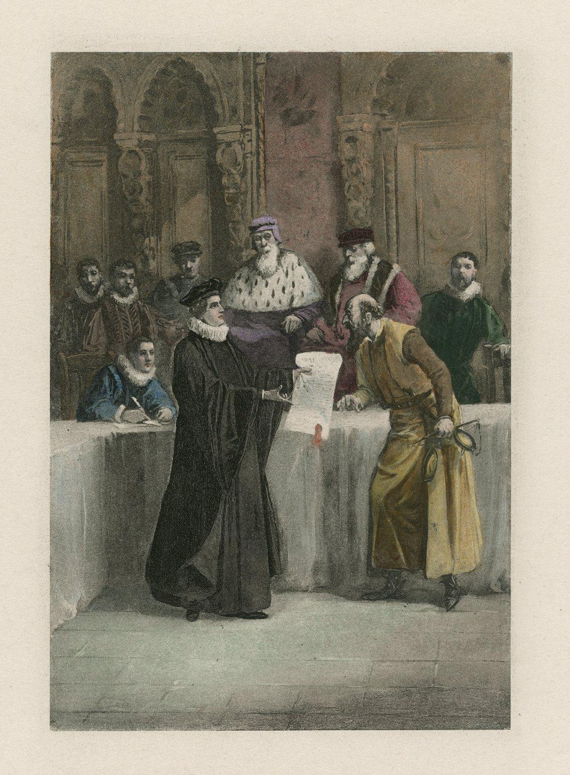 [Merchant of Venice IV,1] [graphic].