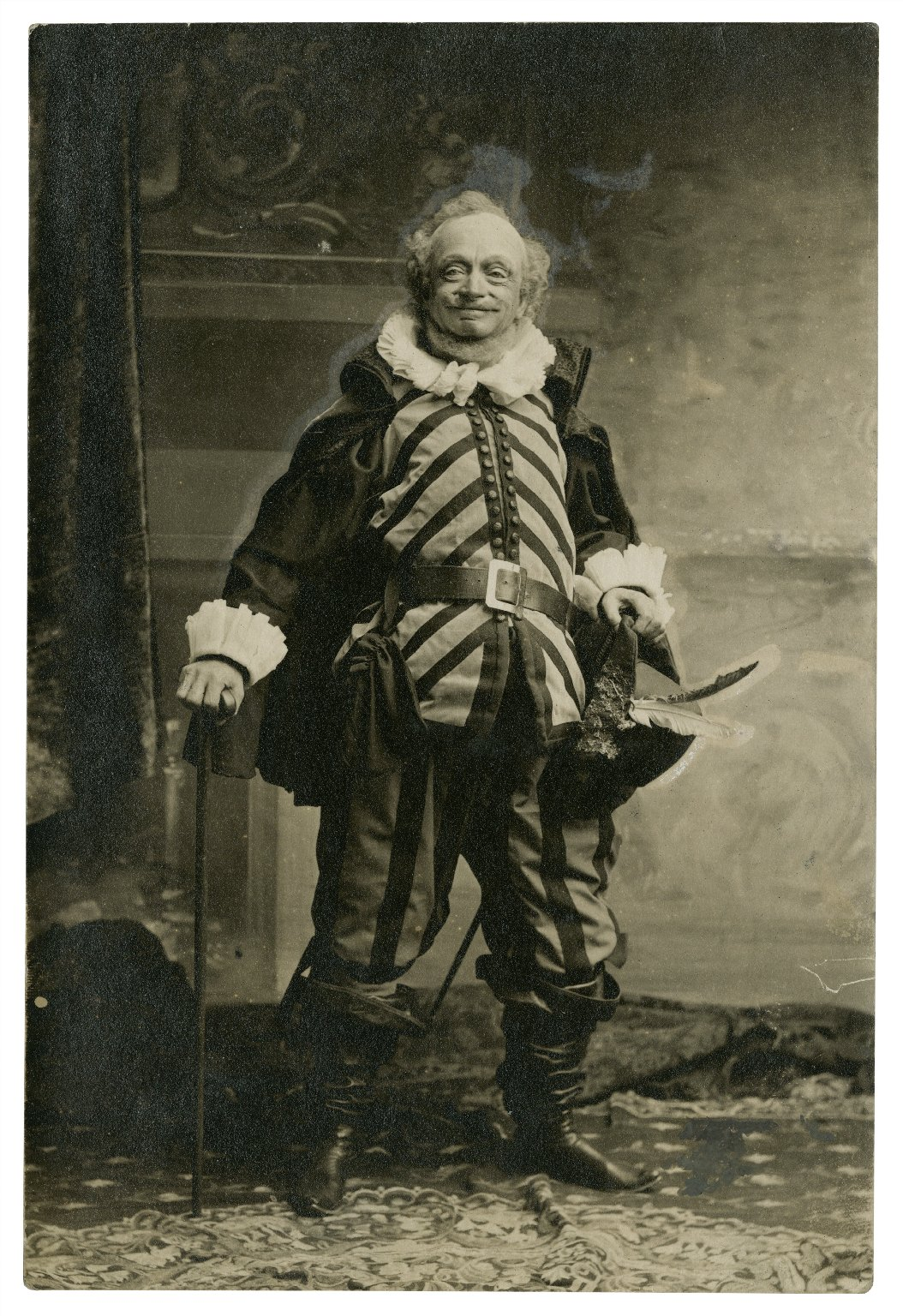 James Lewis as Sir Toby Belch [in Shakespeare's Twelfth Night] [graphic].