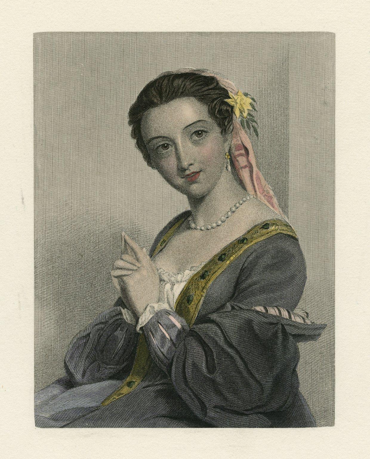 Jessica, Merchant of Venice [graphic] / J.W. Wright ; W.H. Mote.