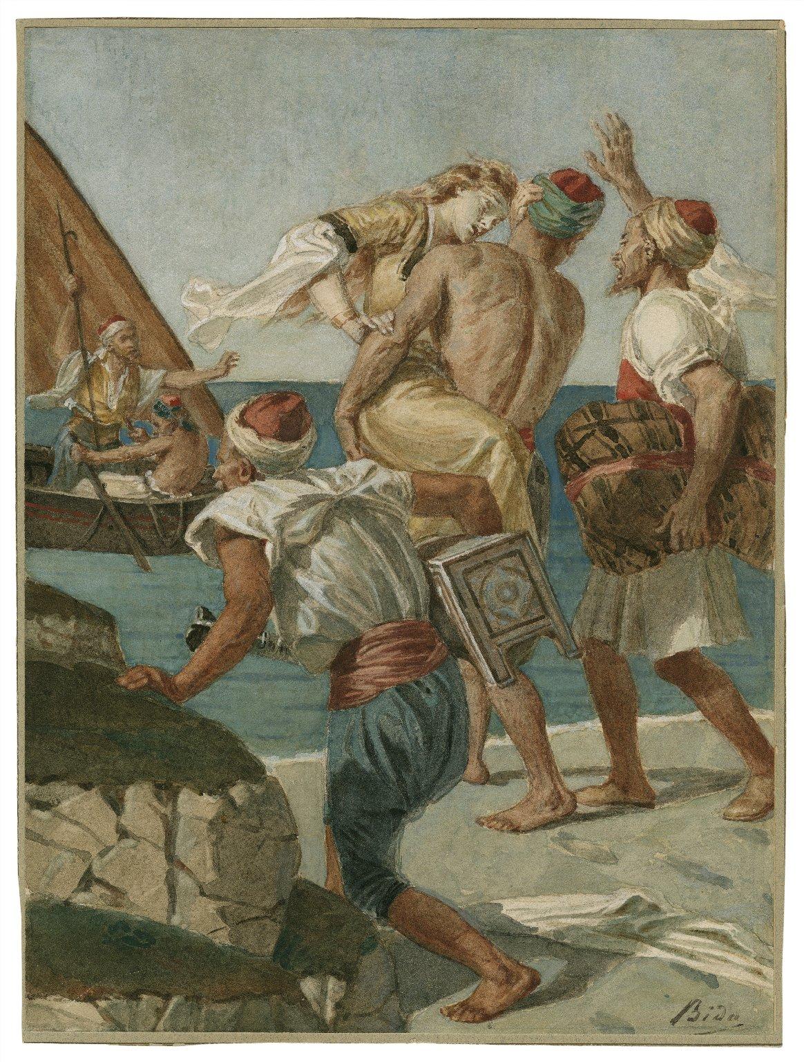 [Pericles] [graphic] / Bida.
