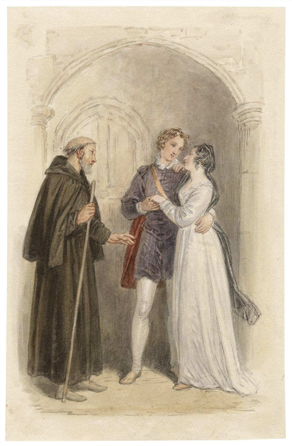 [Illustrations to Shakespeare - large vignettes] [graphic] / [John Wright].