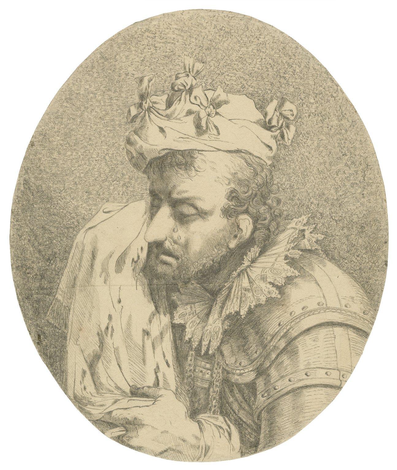 [King Henry VI, pt. 3, portrait of York] [graphic] / [John Hamilton Mortimer].