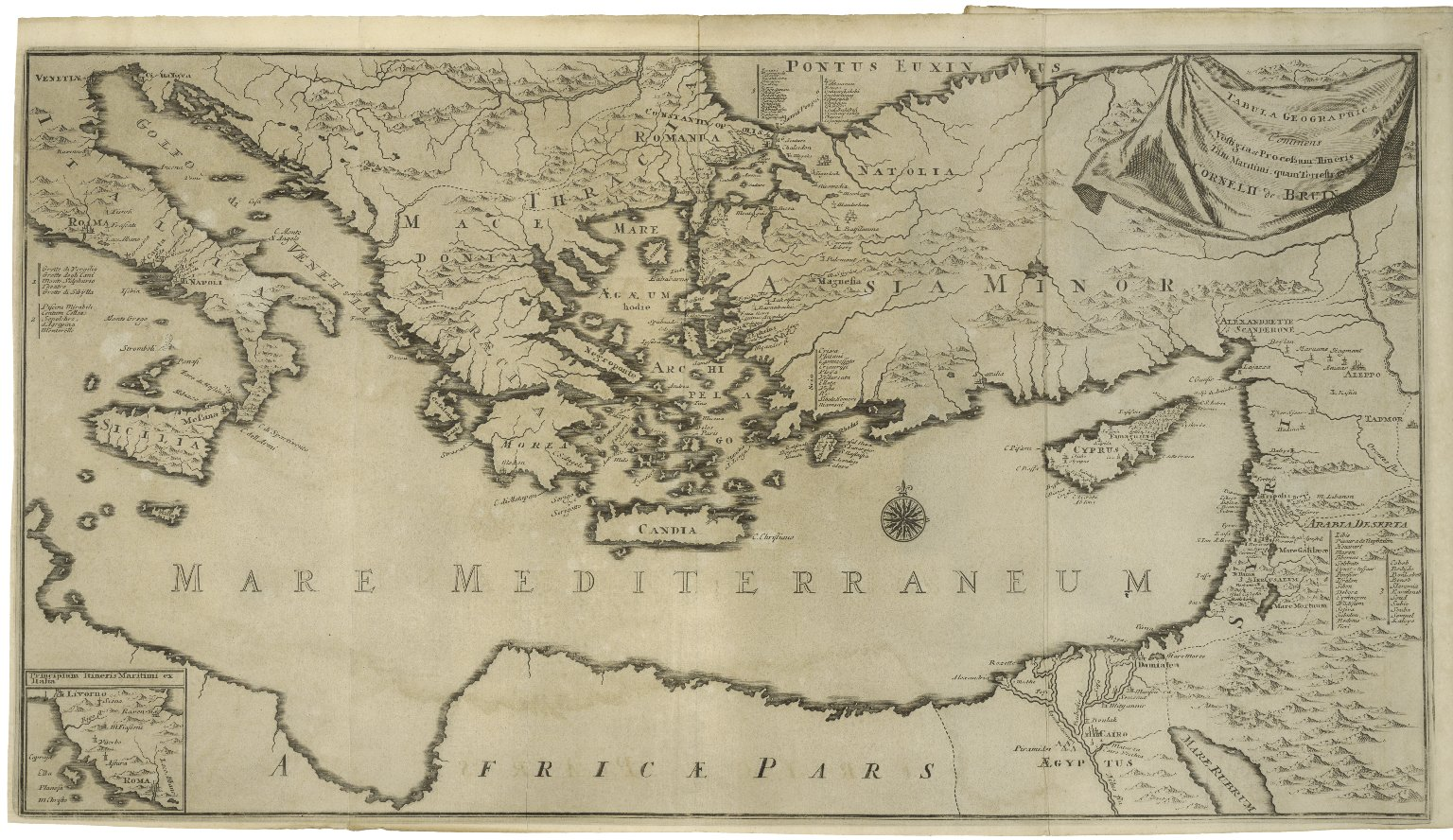 [Reizen. English] A voyage to the Levant: or, travels in the principal parts of Asia Minor, the islands of Scio, Rhodes, Cyprus, &c. ...