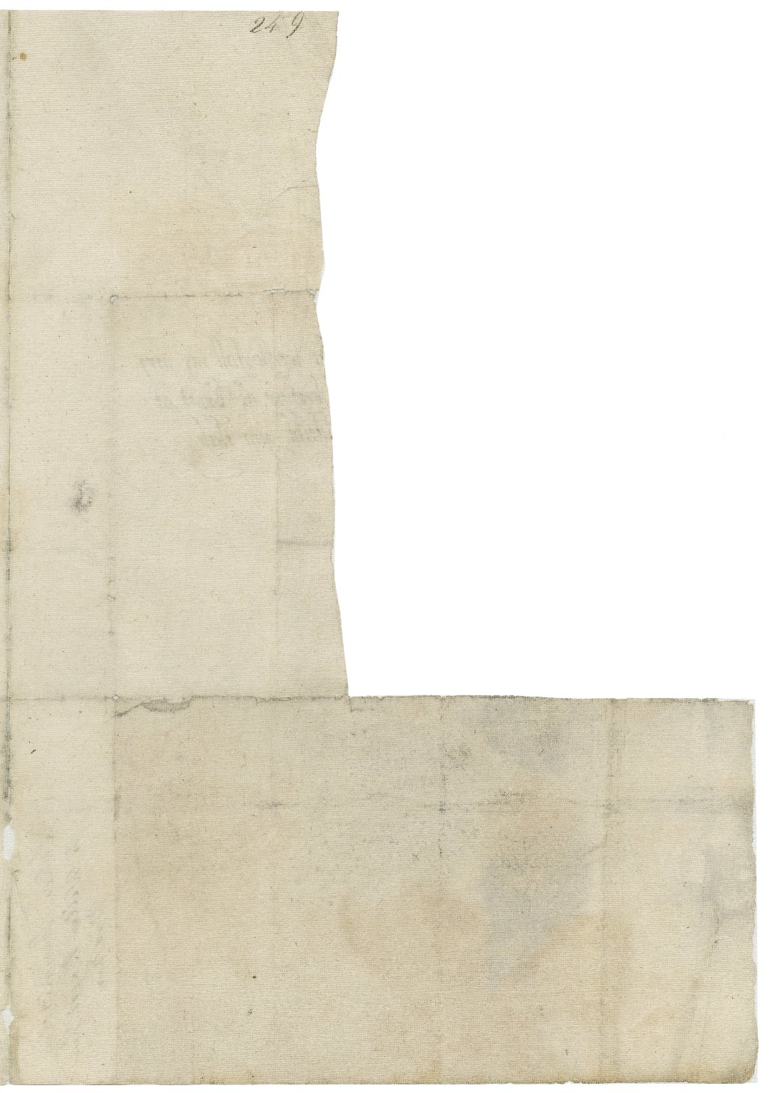 Letter from Lettice Kynnersley, Badger, to Walter Bagot
