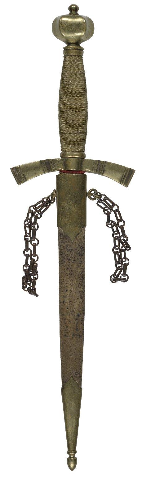 Henry Irving Dagger
