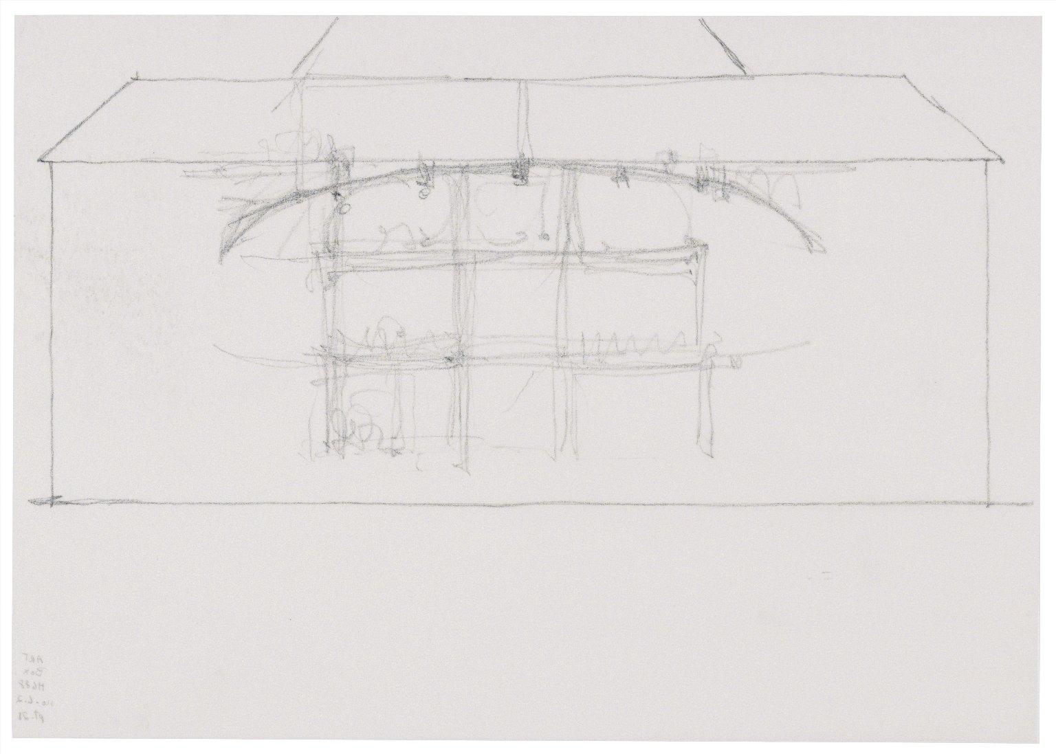 Second Globe sketch