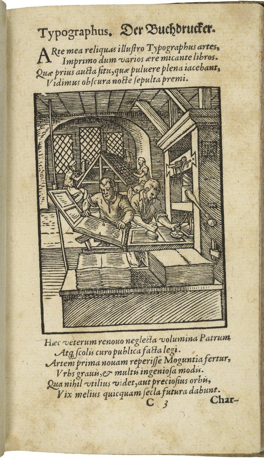Panoplia omnium illiberalium mechanicarum aut sedentariarum artium genera continens ...