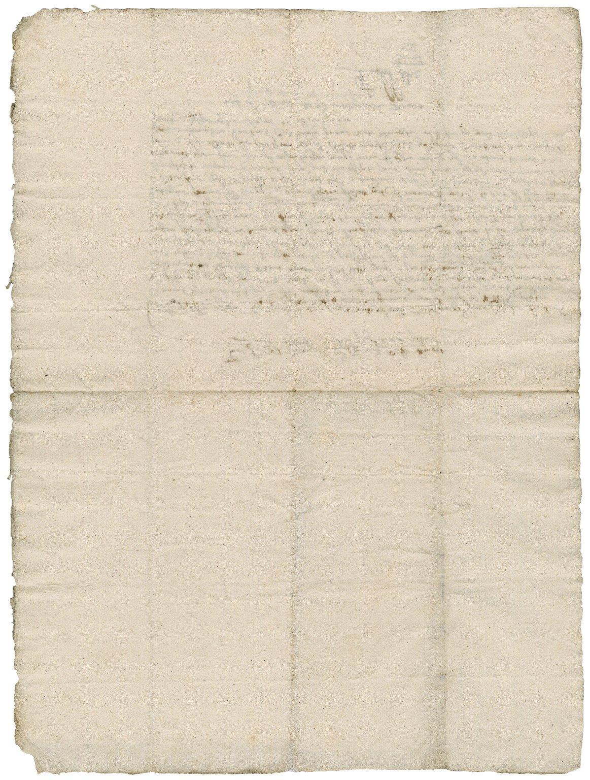 Petition touching Thomas Thetford from Moretoft heirs to Sir Edward Coke