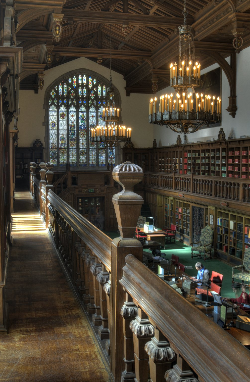 Gail Paster Reading Room