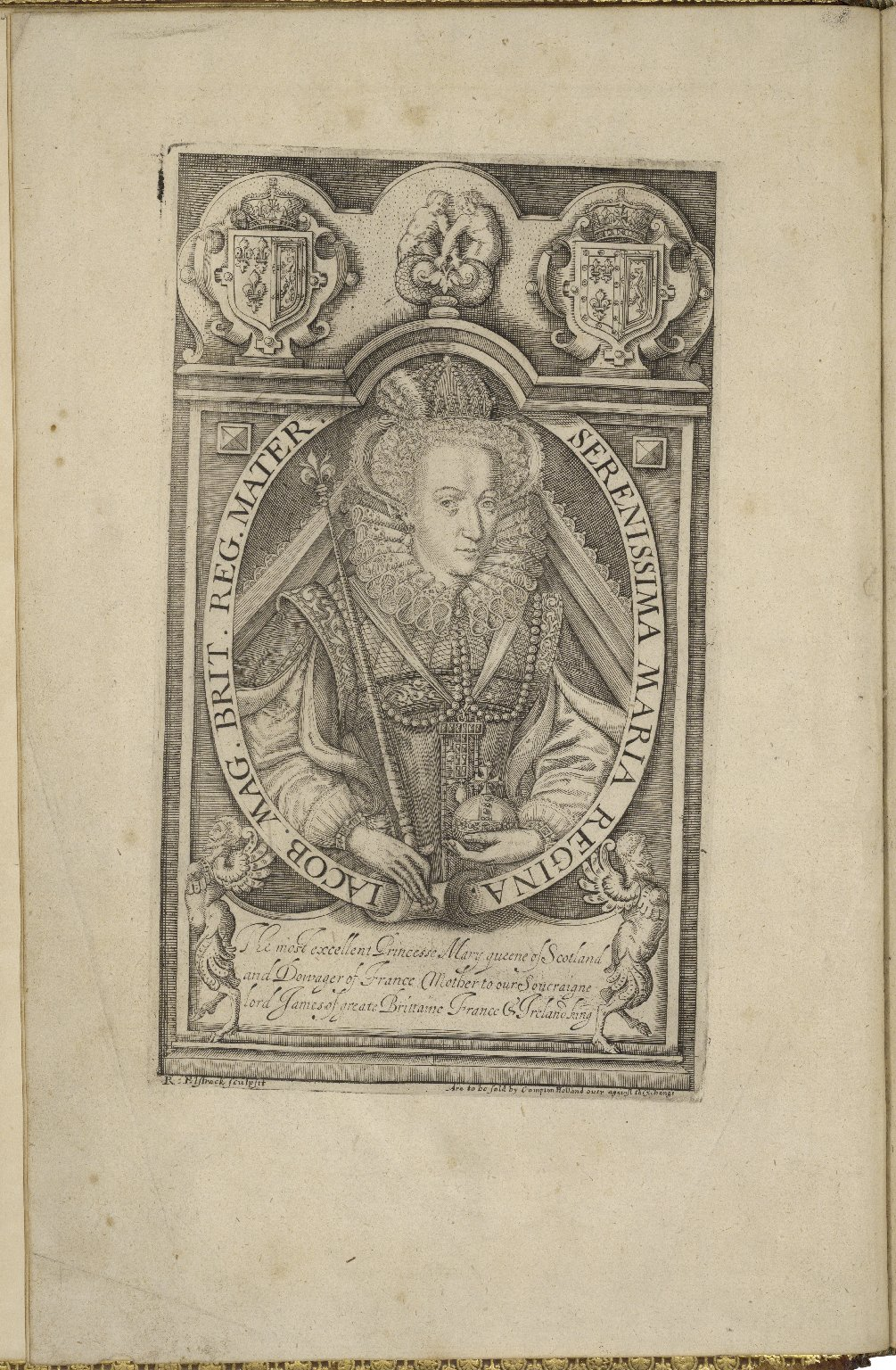 The historie of the life and death of Mary Stuart Queene of Scotland.