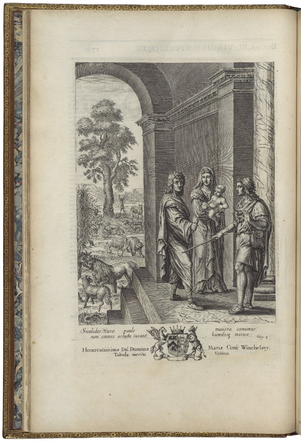 The works of Publius Virgilius Maro / translated, adorn'd with sculpture, and illustrated with annotations, by John Ogilby.