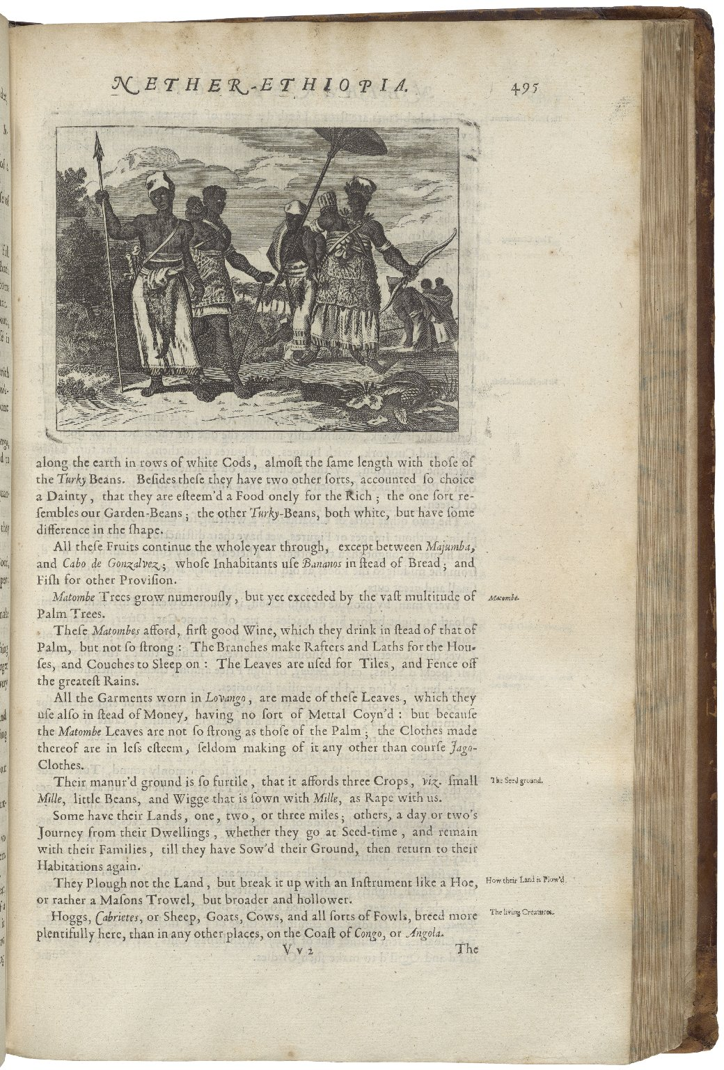 Africa: being an accurate description of the regions of Ægypt, Barbary, Lybia, and Billedulgerid, the land of Negroes, Guinee,
