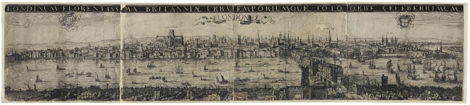 Londinum florentissima Britanniae urbs.