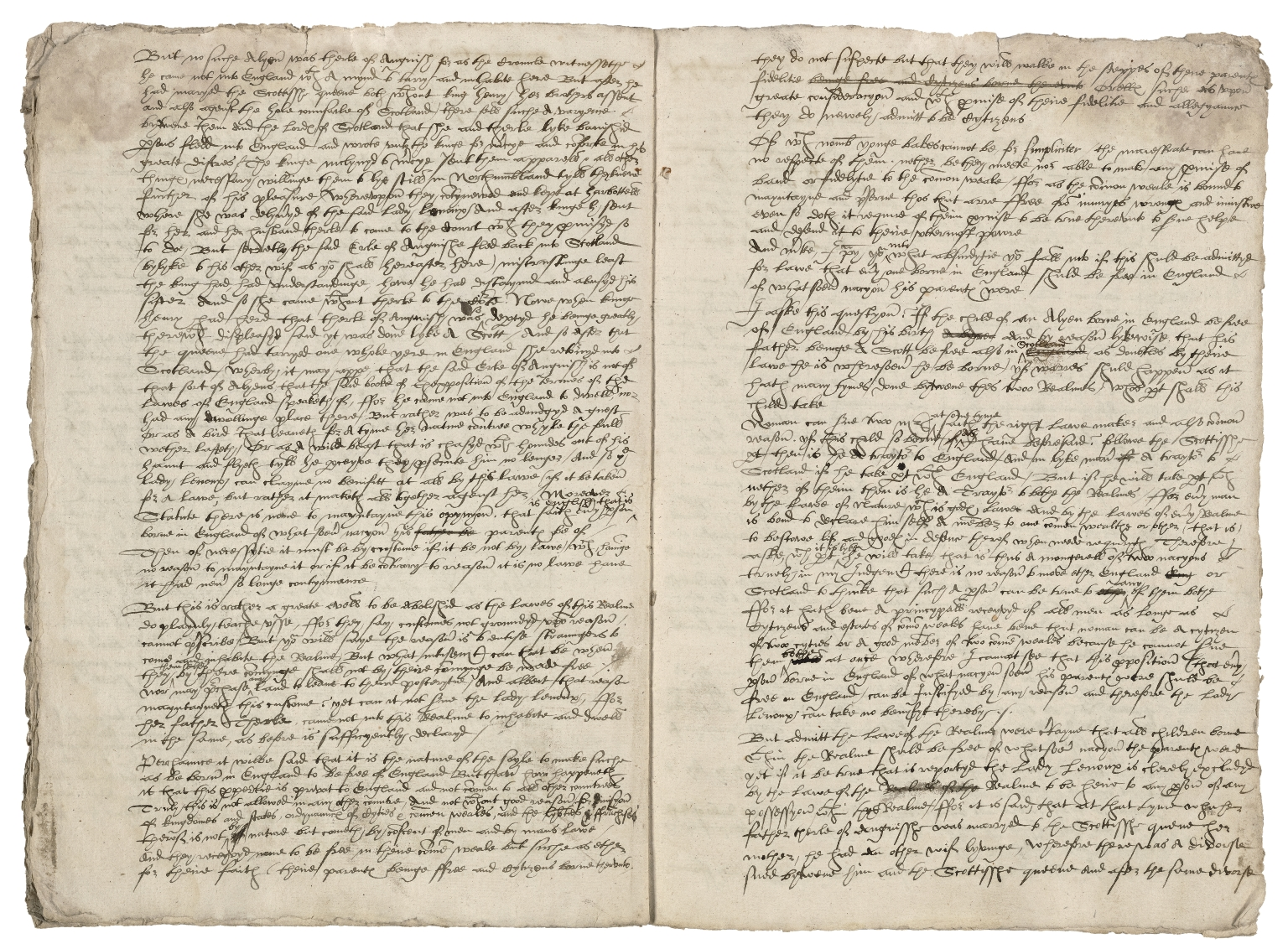 A declaratyon of the successyon of the crowne imperyall of England