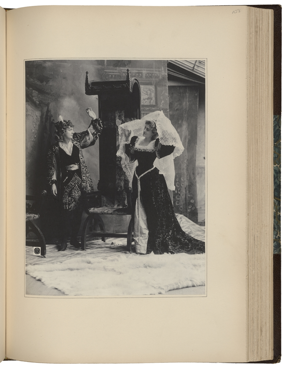 [Twelfth night] Tvvelfe night, or, What you will / by William Shakspere ; arranged to be played in four acts, by Augustin Daly ; printed from the prompt book, and as produced at Daly's Theatre, February 21st, 1893 ; with an introductory word by William Winter, Esq.