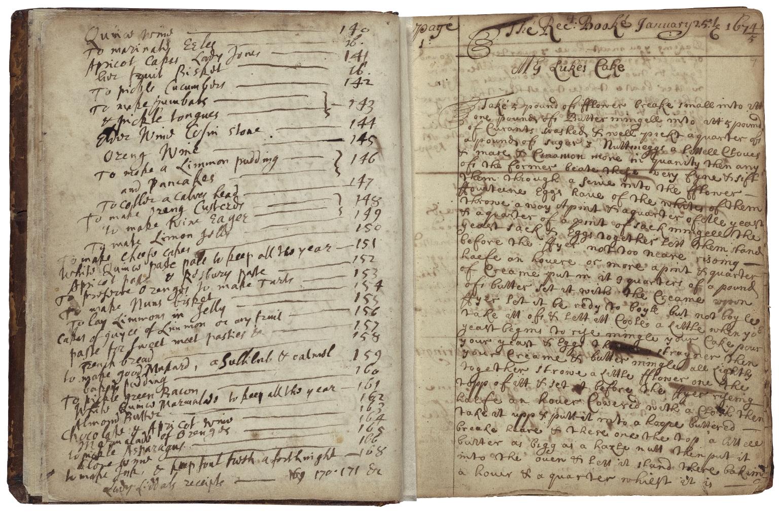 Receipt book of Penelope Jephson [manuscript].