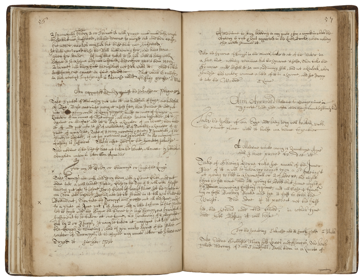 Pharmaceutical recipes [manuscript].