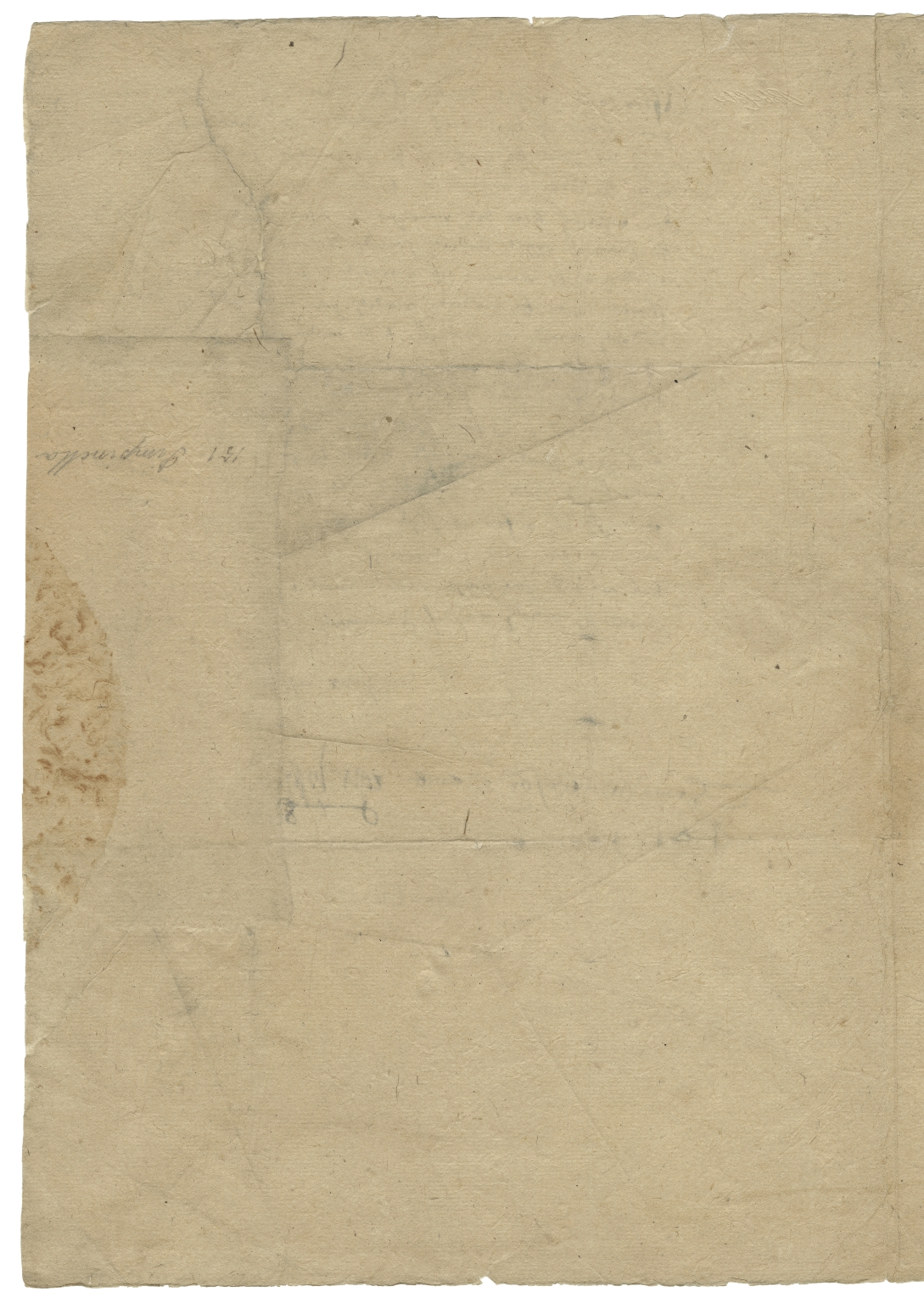 Letter signed from the Privy Council to Michael Stanhope, Governor of Hull