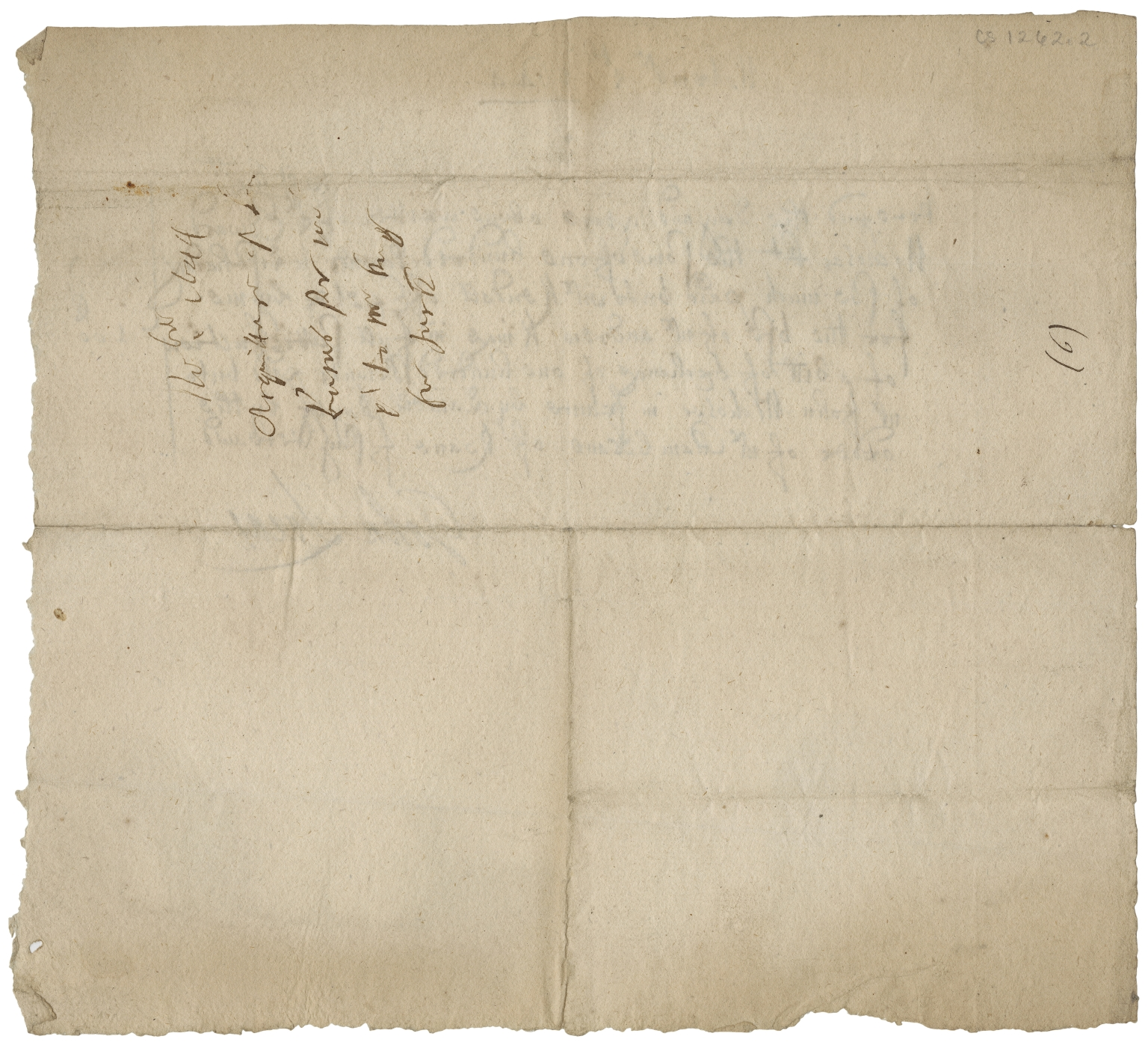 Acquittance from John Lucas to Sir Edward Nicholas