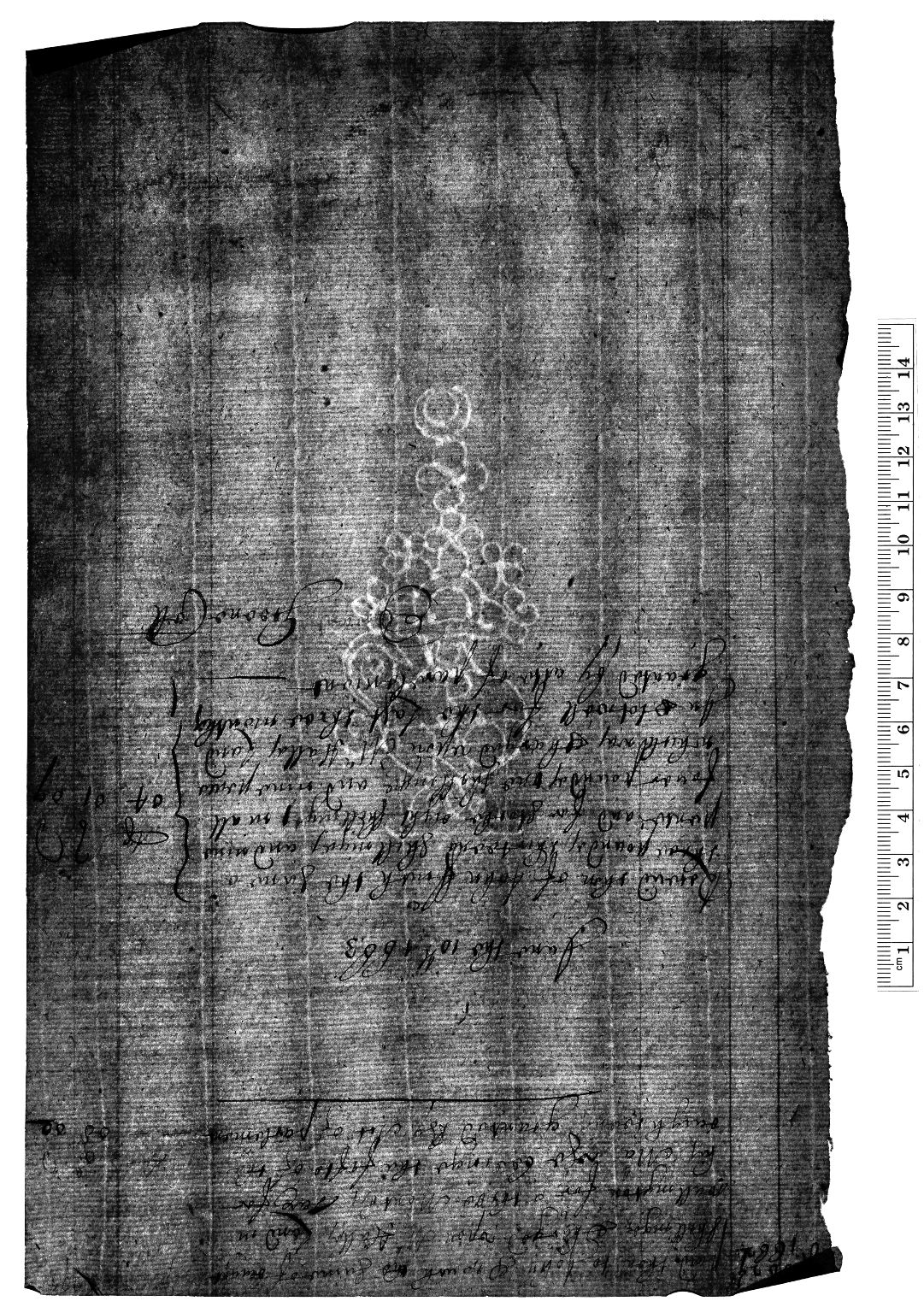 Account of taxes on Mr. Hale's land in Wallington and Clotwell