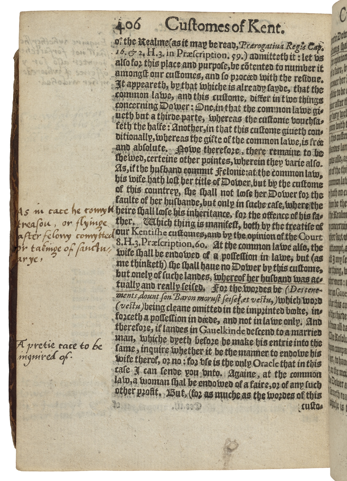 A perambulation of Kent : conteining the description, hystorie, and customes of that shyre / collected and written (for the most part) in the year 1570 by William Lambard of Lincolnes Inne gent., and nowe increased by the addition of some things which the authour him selfe hath obserued since that time.