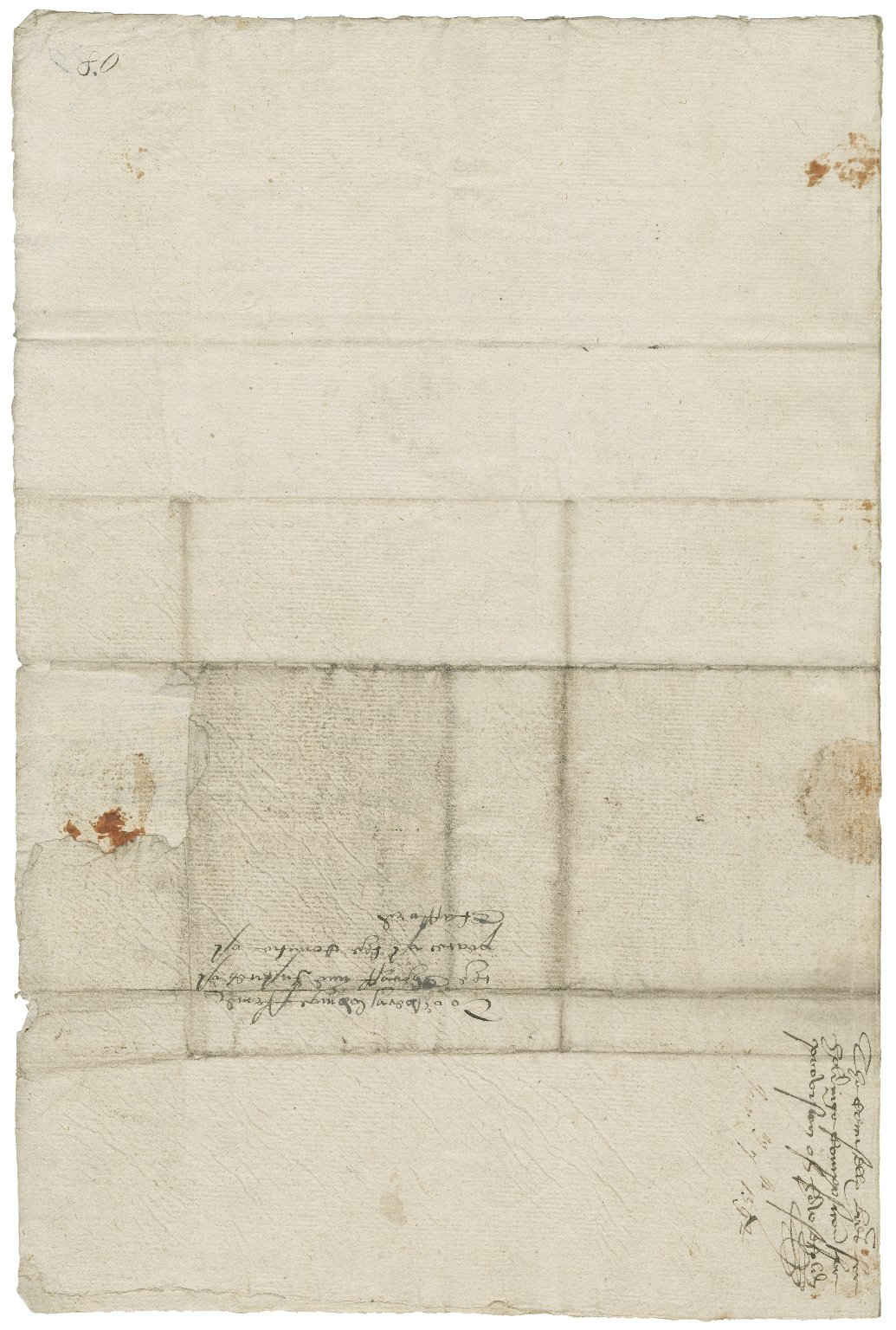 Letter from the Privy Council, Hampton Court, to the sheriff and justices of the peace in Staffordshire