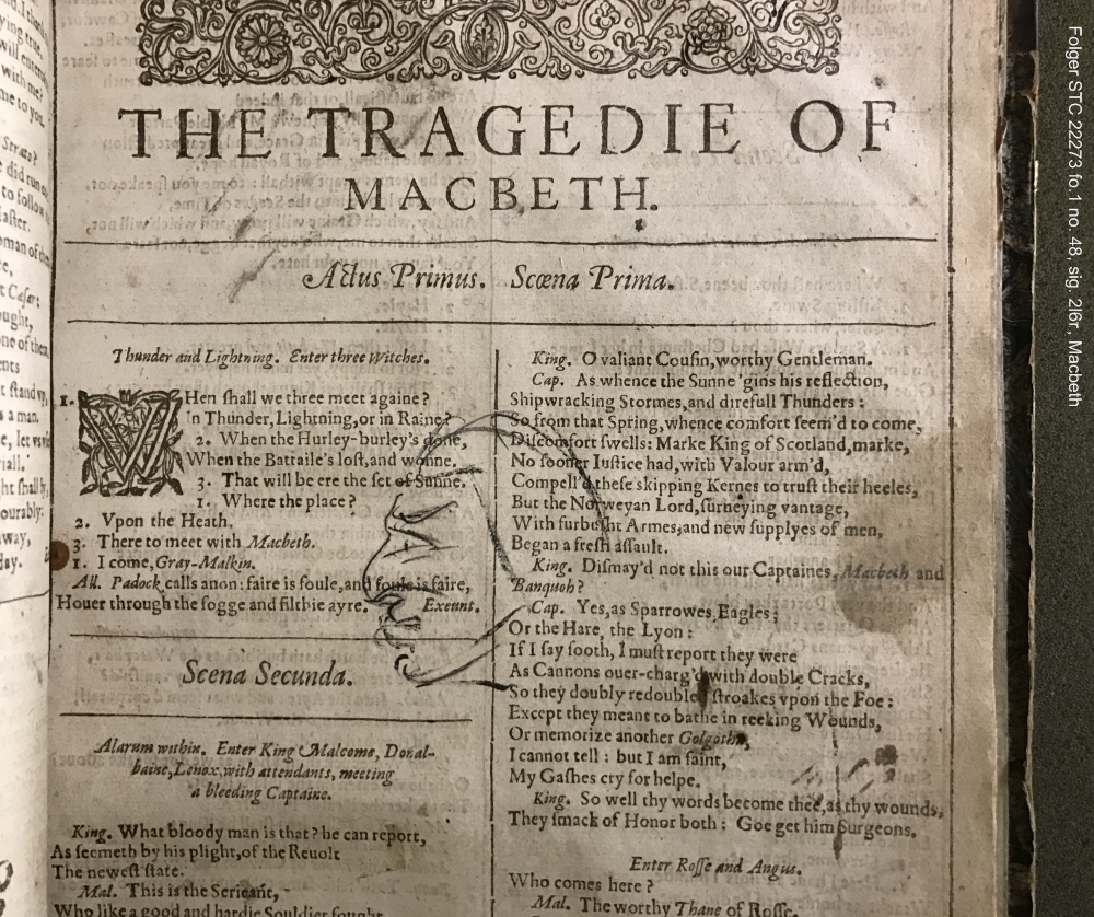 Mr. VVilliam Shakespeares comedies, histories, & tragedies : published according to the true originall copies.
