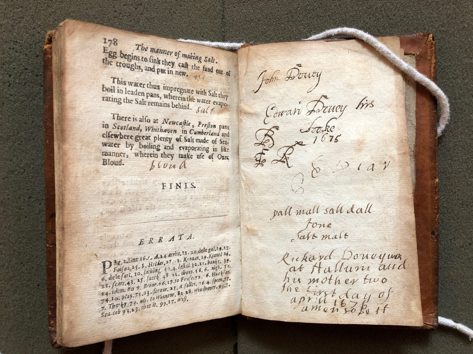 A collection of English vvords not generally used : with their significations and original, in two alphabetical catalogues, the one of such as are proper to the northern, the other to the southern counties. With catalogues of English birds and fishes: and an account of the preparing and refining such metals and minerals as are gotten in England. By John Ray, Fellow of the Royal Society.
